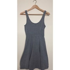 Hollister Summer Dress (Gray)